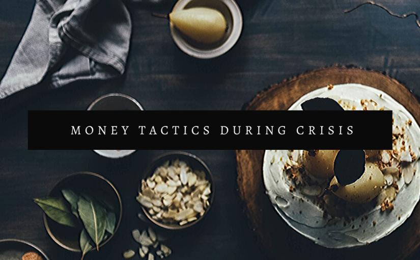 The Matcha Morning: Gérer son argent durant la crise, est-ce que cela ça change quelquechose?