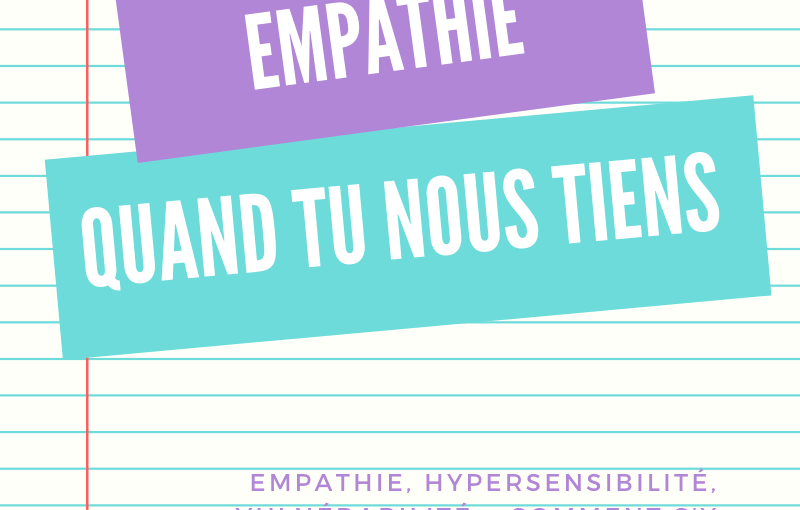 The Matcha Morning: Empathie quand tu metiens!