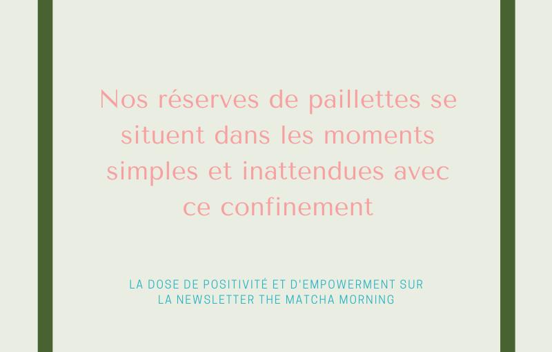 Matcha Morning: Garder un mental sain et optimiste, est-ce (vraiment)faisable?